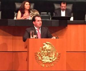Contempla Ley de Zonas Económicas Especiales creación de más regiones: Senador PRI