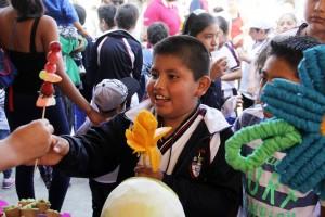 Con servicios y actividades recreativas, DIF Estatal celebra a la niñez