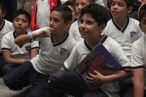 Con éxito se desarrolla Festival Día del Niño en el MUPO
