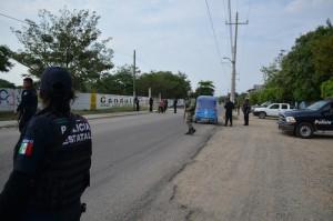 Refuerzan combate a la comisión de actos ilícitos en Oaxaca