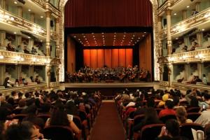 """Concierto dedicado al """"Día del Niño"""" con la  Sinfónica de Oaxaca"""