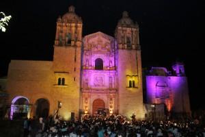 """Gran afluencia de oaxaqueños y visitantes en  """"Festival Oaxaca, Festival de las Ciudades Patrimonio"""""""