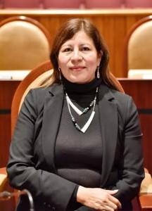 Asume Juanita Cruz  coordinación de diputados del PRD en el Congreso local