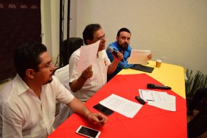 Pide Benjamín Robles a EU devolver dinero robado a Oaxaca
