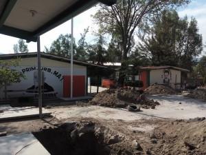 Avanza Pueblo Mágico de Mitla  en obras impulsadas por Jaciel García