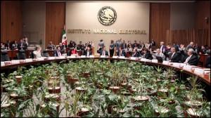 INE aprueba asistencia electoral 2016 con austeridad presupuestal
