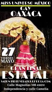 Realizarán Certamen Mum Oaxaca Gay 2016
