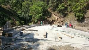 Reconstruye CAO 10 puentes en la región Mixteca