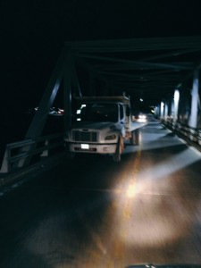 Liberan Fuerzas de Seguridad Pública carreteras en el Istmo de Tehuantepec