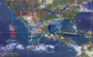 Prevén temperaturas calurosas y lluvias fuertes en territorio oaxaqueño