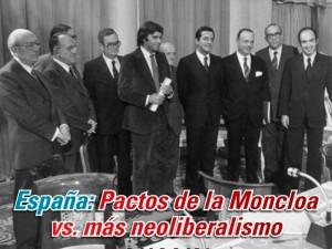 España: Pactos de la Moncloa vs. más neoliberalismo: Carlos Ramírez