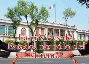 La crisis es del Estado, no sólo del sistema político: Carlos Ramírez