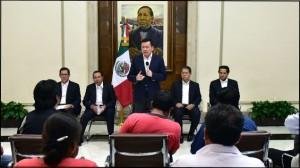 Esperamos Segob recabe datos para reparación de daños en Nochixtlán: Sergio Cruz