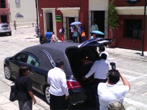 Despide Oaxaca a  Rubén Vasconcelos el eterno enamorado de Oaxaca