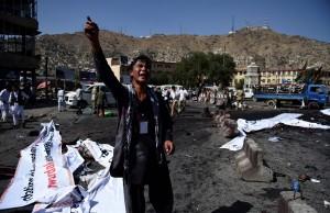 Atentado en Kabul: al menos 61 muertos