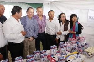 Liconsa baluarte nutrimental de los mexicanos