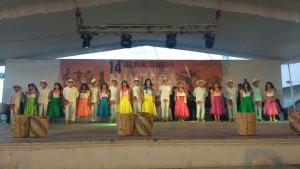 Y convivieron los pueblos en el Festival de la Mixteca…