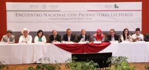 Reconocen ganaderos compromiso de EPN a través de Liconsa