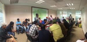 Gobierno del Estado busca medidas de distensión entre  San Jose Ixtapam y San Juan Quiahije