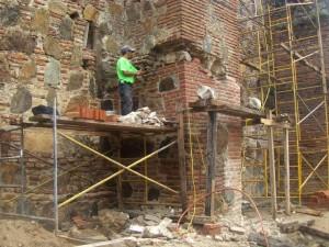 Gobierno del Estado rescata Templo de San Pedro Tepalcatepec, en la Sierra Sur