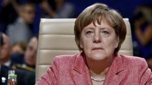 Merkel se reunirá con sus principales opositores europeos