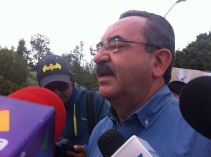 Admite SSPO presencia de policías federales para vigilar acciones de maestros