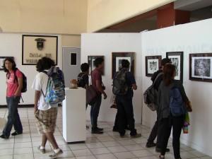 Exponen alumnos del Taller Rufino Tamayo en CU