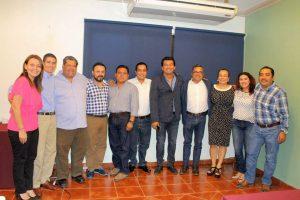 Diputados locales electos del PRD se reúnen con diputados electos del PAN y PT para impulsar agenda legislativa por el bien de Oaxaca