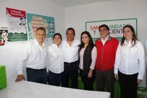 Liconsa, pieza clave de EPN en el combate a la pobreza: Zarur