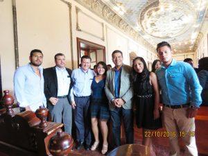 Alienta UABJO liderazgo de jóvenes para el engrandecimiento de México: Rector
