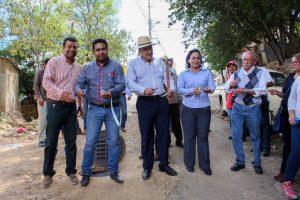 Constatan medios de información inversión histórica en obra social en Guadalupe Victoria; en tres años sumarán 36 MDP