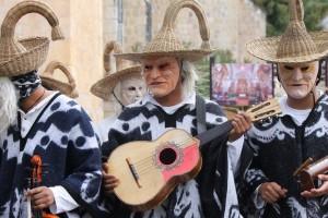 Rescatan tradiciones oaxaqueñas en el 33º Concurso de Huehuentones