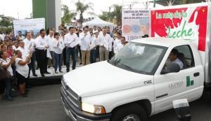 Liconsa anuncia programa comercial de bajo costo