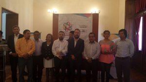PRD y PT presentan Plataforma Oaxaca Solidaria.