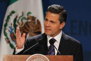 Peña Nieto felicitó al Congreso por aprobación de Ley de Ingresos 2017