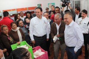 Liconsa amplía cobertura en Zacatecas
