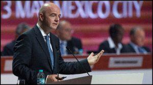 Presidente de la FIFA dice que mayoría de federaciones apoya expansión del Mundial