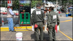 """Impuesto a gasolinas ha sido la """"estrella"""" en recaudaciones."""