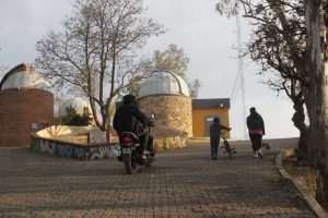 """Refuerzan operativo """"Atleta Seguro""""  en inmediaciones del Cerro del Fortín"""