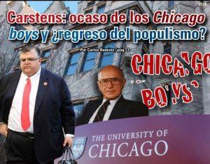 Carstens: ocaso de los Chicago  boys y ¿regreso de populismo?: Carlos Ramírez