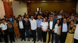 Designan a Alejandro López Jarquín presidente de la Coordinadora Estatal de Autoridades Municipales en Oaxaca