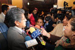 La cámara de diputados debe ser ejemplo de transparencia: Francisco Martínez Neri
