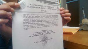 Insiste Galdino Huerta en cobrar 100 mps a colegio particular, amedrenta y amenaza a directivos
