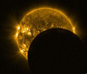 Eclipse solar y conjunciones de planetas se observarán en 2017