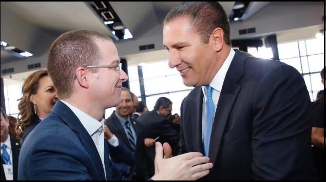 Legítimas las aspiraciones de gobernador de Puebla, señala Anaya Cortés