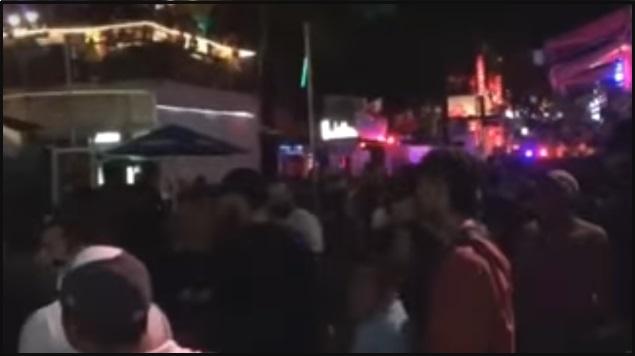 Confirman 5 muertos, 12 heridos por balacera Playa del Carmen