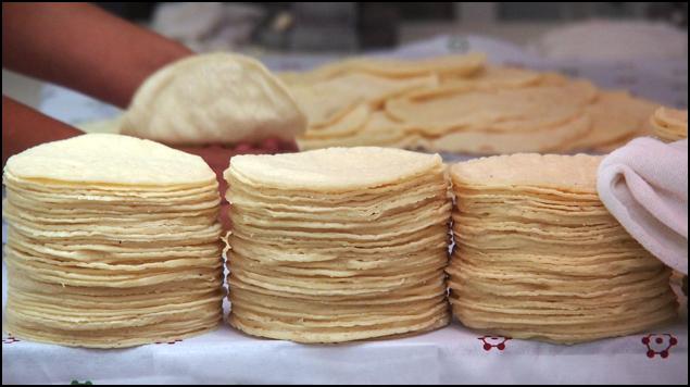 """Tras """"gasolinazo"""", kilo de tortilla se vende hasta en 19 pesos"""