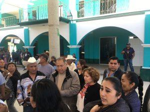 Autoridad de Asunción Ocotlán despachará con normalidad en el Palacio Municipal