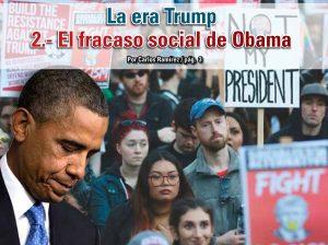 La era Trump 2.- El fracaso social de Obama: Carlos Ramírez