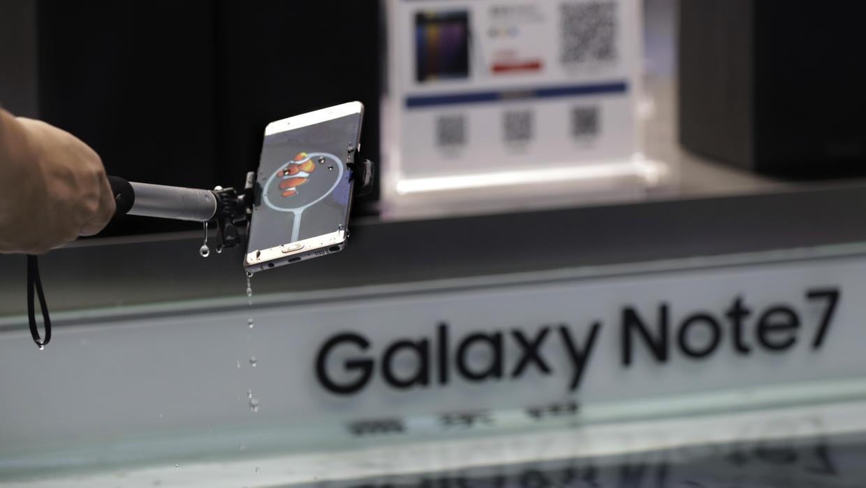 Samsung revelará detalles sobre baterías defectuosas